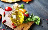 Chili Würzöl auf Olivenöl