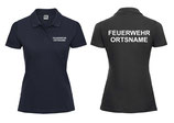 RUSSELL Damen Polo-Shirt