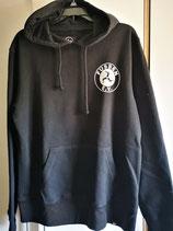 Hoody 47 - schwarz - mit EVF-Logo