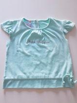 T-shirt manche courte vert d'eau Bulle de BB