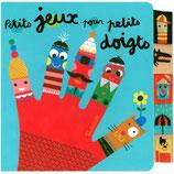 Livre petits jeux pour petits doigts