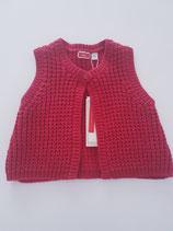 Gilet tricot rouge bébé Mexx