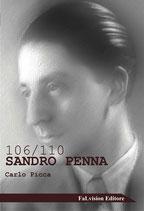 106/110. Sandro Penna di Carlo Picca ESAURITO E NON IN COMMERCIO
