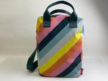 Rucksack groß - Regenbogen