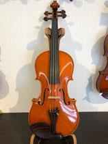 イタリア製ハイグレードバイオリン FLAVIO PEREGO作 2018年製 製作証明書付き!