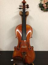 5374番 イタリア製 Stelio Rossi 1954年製 7/8サイズ!参考価格110万円!高音質イタリアンバイオリン!!