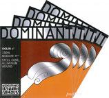 バイオリン弦 DOMINANT 3/4 (4本セット)