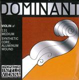 バイオリン弦 DOMINANT 4/4 (A線)