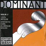 バイオリン弦 DOMINANT 3/4 (D線)