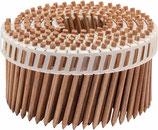 Holznagel-Holzcoilnägel-Buche 38mm - 90mm glatt blank von LignoLoc®