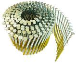Coilnägel 16° 25 mm - 130 mm BLANK GERILLT