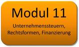 Modul 11 – Unternehmenssteuerung und Kontrolle I – Rechnungswesen (BWA, Rechtsformen)