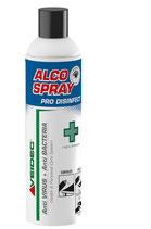 Desinfektionsmittel - 500 ml-Spray-Flasche