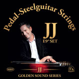 Pedal-Steelguitar Strings JJ E9th set