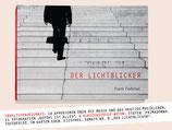 """Klaviernotenbuch """"Der Lichtblicker"""""""