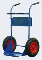 Carro profesional hierro especial bombonas modelo BIBO PLUS