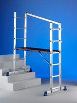 Andamio Escalera de aluminio multiposiciones modelo TECKNO