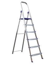 Escalera doméstica aluminio modelo CAS