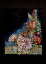 Gabriella Kopias: Blumenbouquet