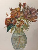Gabriella Kopias:Blumenstrauß aus der Toscana