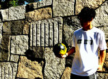 ArtiSTARE×SY32 コラボTシャツ/白