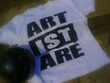 ArtiSTARE Tシャツ(ホワイト)