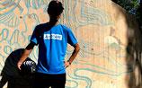 ArtiSTARE×SY32 コラボTシャツ/サックスブルー