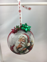 """Christmas Ball """"Santa"""""""