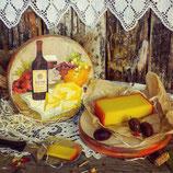 """Kreativer Workshop - Dekoration der Käseplatte """"Köstlicher Herbst"""""""
