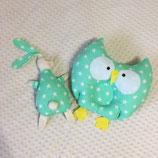"""Set """"Happy Owl"""""""