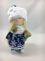 "Christmas Girl ""Snegurochka"""