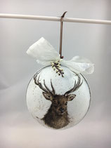 "Christmas Ball ""Oh, Deer"""