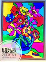Glasmalerei Workshop