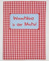 """MUtterpasshülle """"Wunschkind in der Mache!"""""""