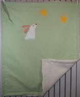 Decke mit Schnuffel Traumlandhase