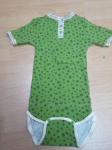 Body mit Tracheokragen und Button-/PEG-Öffnung, Kurzarm oder ärmellos