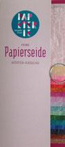 Muster-Katalog Papierseide