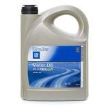 OPEL GM Aceite de motor 5W-30, Capacidad: 5L, Aceite sintetico