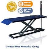 Elevador Motos Neumático Velyen 450 Kg 4EM0110