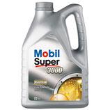 MOBIL SUPER 3000 X1 5W40 (Oferta caja de 4 garrafas de 5 litros)