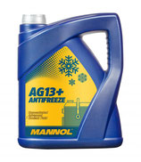 MANNOL AG13+ Advanced Anticongelante concentrado Capacidad: 5L, +