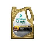 PETRONAS URANIA 5000 E 5W30 - (1 garrafa de 5 litros)