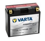 VARTA Motocicleta - FUNSTART AGM -12 V 12ah YT12B-4, YT12B-BS caja de 4 unidades