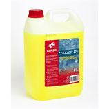 Refrigerante Coolant 20% -9C° CEPSA (caja de 5 garrafas de 5 Ltrs.)