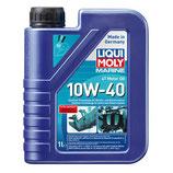 LIQUI MOLY MARINE 4T MOTOR OIL 10W40, 1L