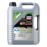 LIQUI MOLY SPECIAL TEC AA 0W-16, garrafa de 5L, Aceite sintetico 21328