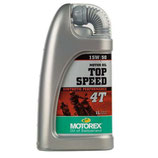 Aceite Motorex 15W50 Top Speed 4T 1L