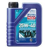 LIQUI MOLY MARINE 4T MOTOR OIL 25W40, (Bote de 1L)