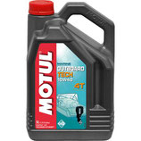 Aceite Motul Outboard Tech 4T 10W40 (Garrafa de 5 litros)