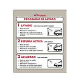 ADHESIVO BOX INSTRUCCIONES 3P 30SU700A